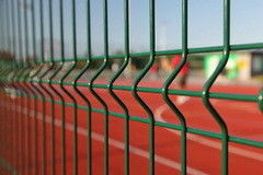 Забор Забор ТЕХНА 3D-ограждение для спортивных площадок