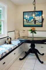 Кухонный уголок, диван BlackCat Модель 6