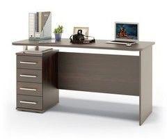 Письменный стол Сокол-Мебель КСТ-105.1 (венге)