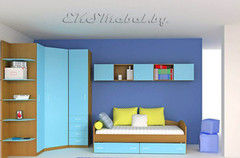 Детская комната Детская комната Eksmebel Вариант 77