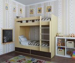 Двухъярусная кровать АМИ Альба (190х94х168)