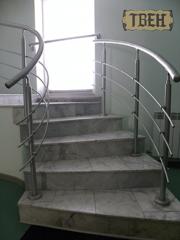 Элементы ограждений и лестниц Твен СМ-06
