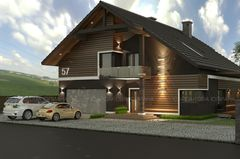 Дизайн квартир и коттеджей ИП Сайдакова Ю.А. Raubichi Dom