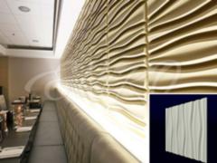 Декоративная стеновая панель Декоративная стеновая панель EViRO Ручьи