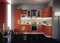 Кухня Кухня Алфексгрупп №20 (Крашенный МДФ)