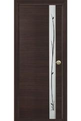 Межкомнатная дверь Межкомнатная дверь Ростра Маэстро ДО (с рисунком)