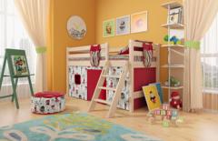Детская кровать Детская кровать Мебельград Соня (вариант 12)