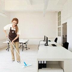 Услуга Уборка офиса после ремонта