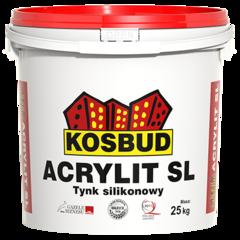 Штукатурка Штукатурка Kosbud Acrylit 25 кг короед силиконовая