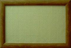 Экран для радиаторов Бамбуковый рай Рамка (МДФ)-18