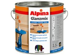 Эмаль Эмаль Alpina Glanzmix 2,5l