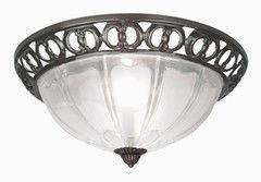 Настенно-потолочный светильник Arte Lamp Porch A1306PL-2AB