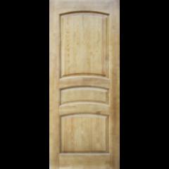 Межкомнатная дверь Межкомнатная дверь Поставский мебельный центр ДГ 16 Светлый лак