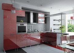 Кухня Кухня Алфексгрупп №39 (Плёночный МДФ)