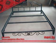 Кровать Кованая кровать Мани Фест Кованая №3