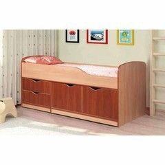 Детская кровать Детская кровать Калинковичский мебельный комбинат Лагуна-3