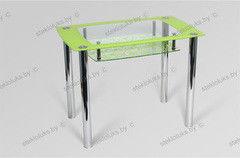Обеденный стол Обеденный стол Стеклолюкс С 30-03 Франческа
