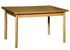 Обеденный стол Обеденный стол Гомельдрев ГМ 6055 (слоновая кость с патинированием)