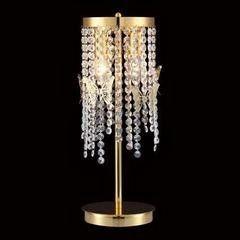 Настольный светильник Crystal Lux BLOOM LG2 ORO