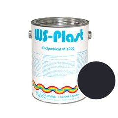 Краска Краска WS-Plast M 4200 0001 2.5л