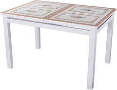Обеденный стол Обеденный стол Домотека Дельта (БЛ СТ-72 08) 80x120(170)x75