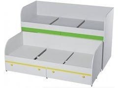 Двухъярусная кровать BTS Мамба КР-06