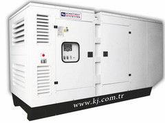 Генератор Генератор KJ Power KJS285 207кВт в кожухе