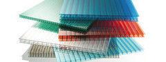 Светопрозрачная кровля Berolux Поликарбонат сотовый 20 цветной