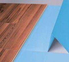 Подложка Солид гармошка синяя (5 мм.)