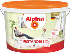 Краска Краска Alpina Стойкая интерьерная 5 л