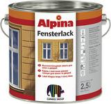 Эмаль Эмаль Alpina Fensterlack 0,75L