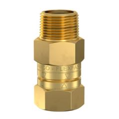 Комплектующие для систем водоснабжения и отопления Meibes Быстроразъемное соединение для расширительных баков Flexfast 3/4″ (27920)