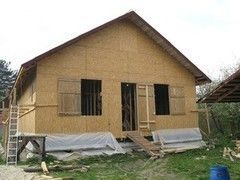 Каркасный дом Каркасный дом LIGHT HOUSE Пример 16