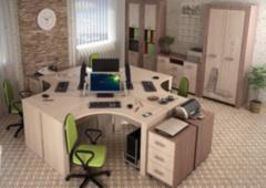 Мебель для персонала Антарес-Дисконт Пример 104
