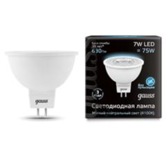 Лампа Лампа Gauss LED MR16 (101505207)