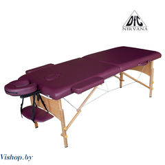 Мебель для салонов красоты  Массажный стол DFC NIRVANA Relax слива