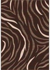Ковровое покрытие Brest`s Carpets 15С45-ДЭ коричневое