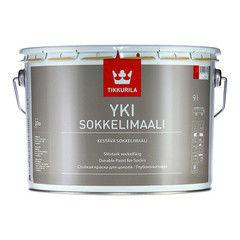 Краска Краска Tikkurila Yki для цоколя (базис А, 9 л)