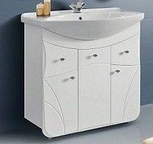 Мебель для ванной комнаты Belux Модена Н 80-02