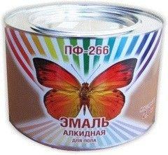 Эмаль Эмаль Belkras ПФ-266 (жёлто-коричневая)