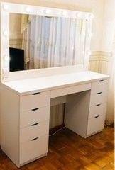 Туалетный столик Roofix Модель Lux 2SH
