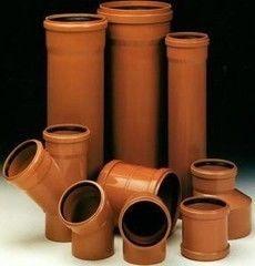 Труба Труба Ostendorf Kunststoffe ПВХ для наружной канализации