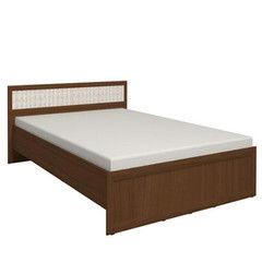 Кровать Кровать Глазовская мебельная фабрика Милана 4 (900) с основанием