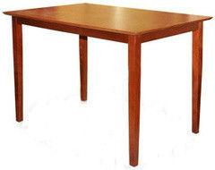 Обеденный стол Обеденный стол из Малайзии Малазийская мебель KANSAS.T дуб