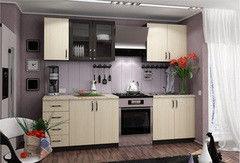 Кухня Кухня Интерьер-Центр Татьяна венге