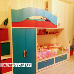 Детская комната Детская комната Azimut-M Камерон