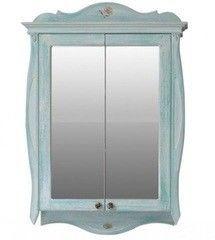Мебель для ванной комнаты Атолл Шкаф зеркальный Ривьера heaven