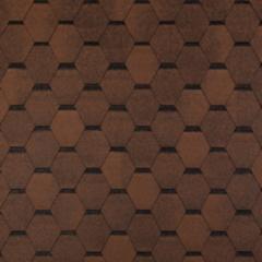 Гибкая черепица Гибкая черепица Roof Color Eco Hexagon