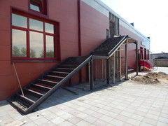 Металлическая лестница ИП Нежащий Н.Н. Пример 48