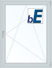 Окно ПВХ Окно ПВХ BluEvolution 92 800*1100 2К-СП, 6К-П, П/О